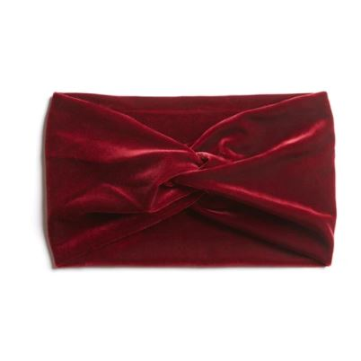 Valentine's Day Gift: Velvet Head Band