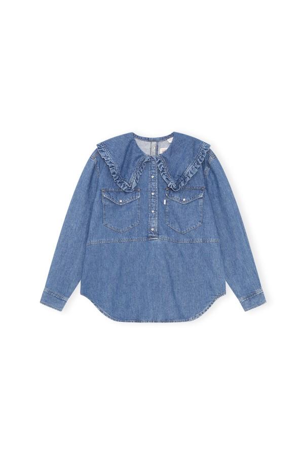 Ganni X Levi's: Shirt