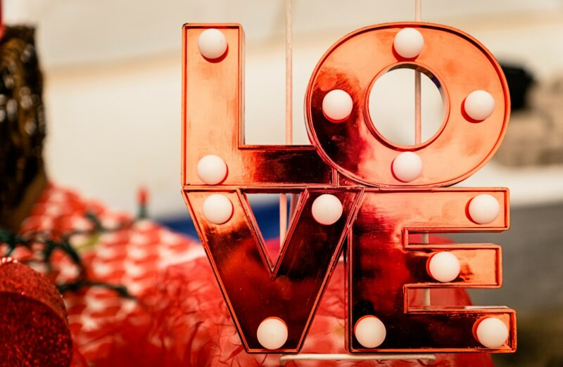 Valentine's Day in Lockdown: Love