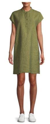 Eco-Friendly: Eileen Fisher Shift Dress