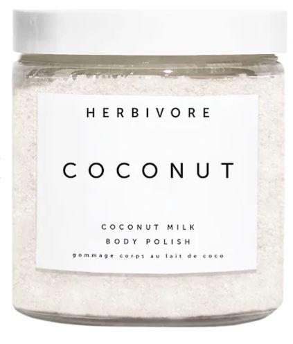 Must Have: Herbivore Coconut Milk Scrub