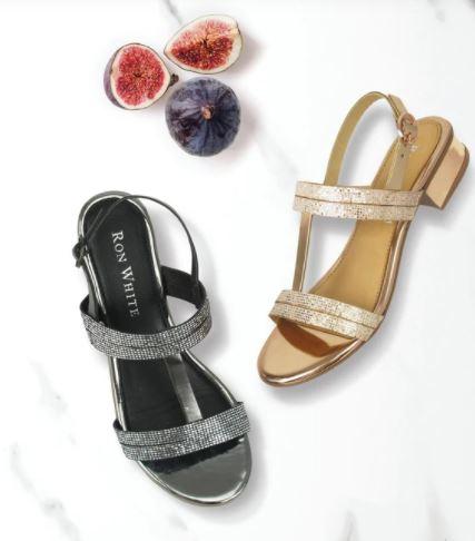 Ron White Sandals