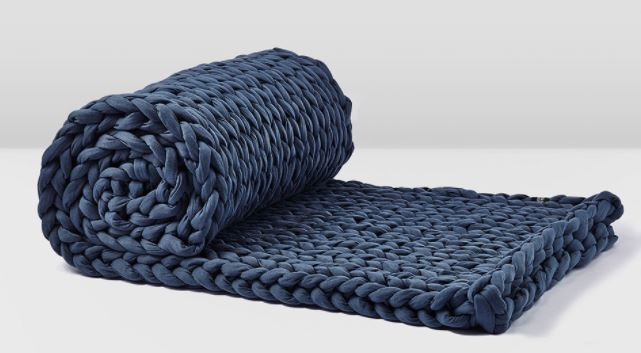 Eco- Friendly Weighted Blanket