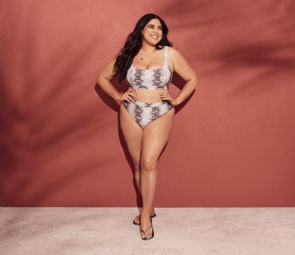 Swimwear: Roxy Earle