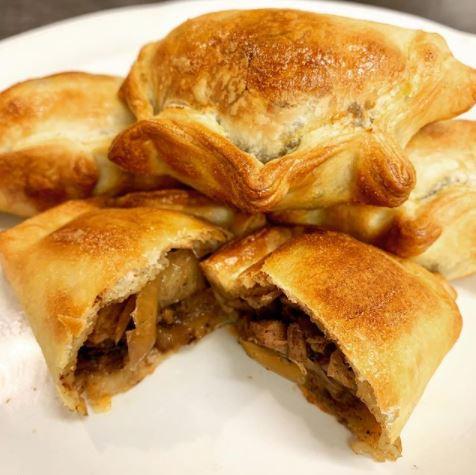 May Favourites: Empanadas