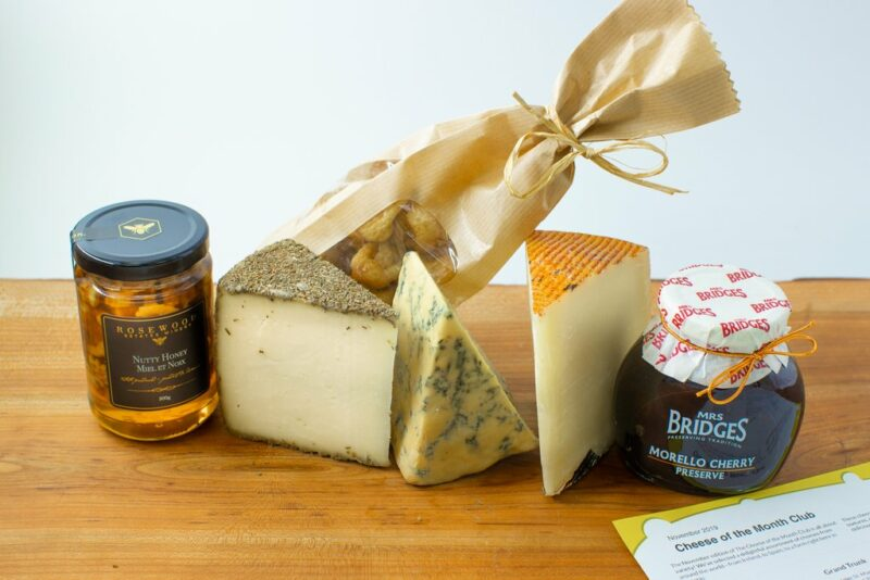 Last Minute Father's Day Gifts: Cheese of the Month Club