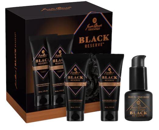 Last Minute Father's Day Gifts: Jack Black Black Reserve Kit