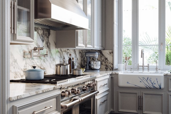 Finishing Touches: Kitchen