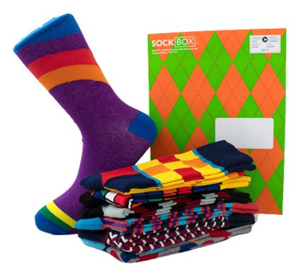 Last Minute Father's Day Gifts: Socks