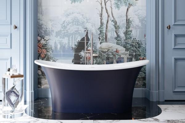 Finishing Touches: Bathtub
