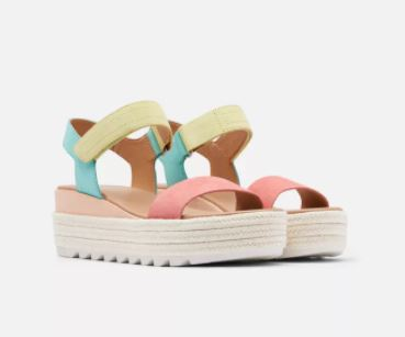 Summer Shoes: Sporty Sandals