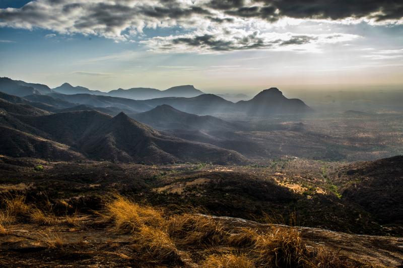 Kenyan Mountains