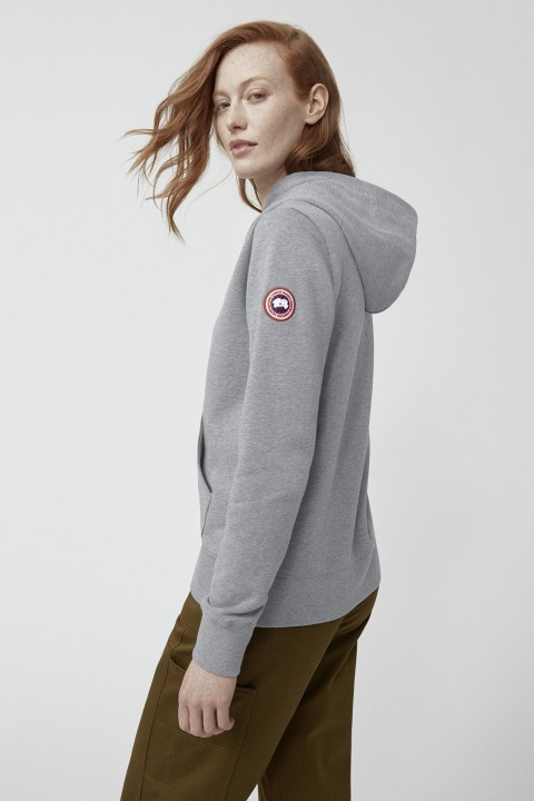 Canadian Fashion Brands: Canada Goose Hoodie