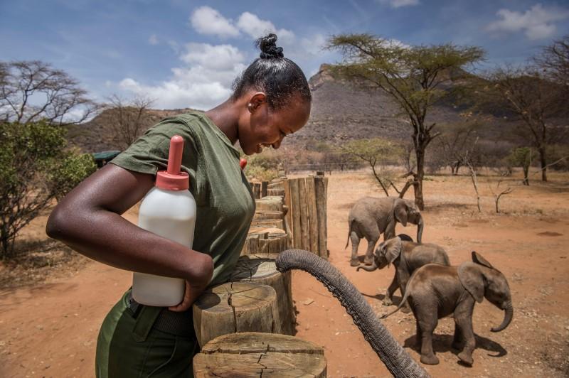 Filmmaker: Elephant Caretaker at Reteti