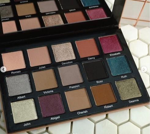 August Favourites: Sydney Grace Eyeshadow Palette