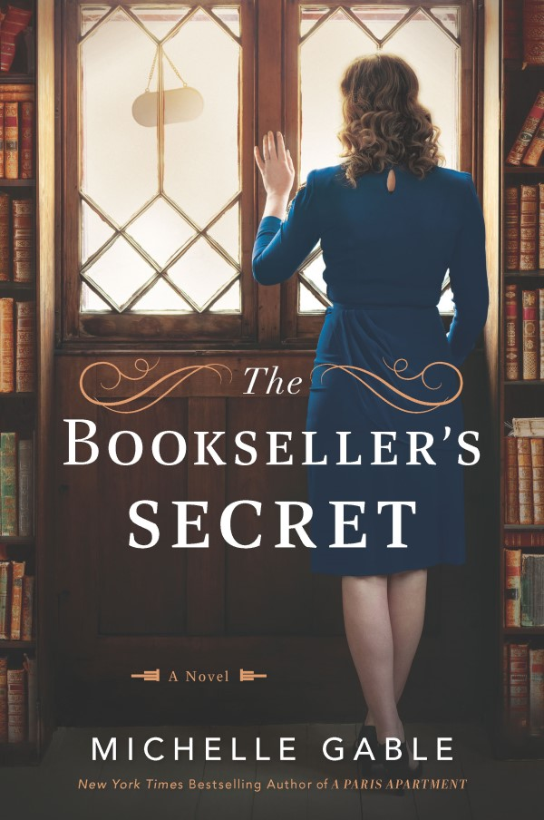 Behind the Pages: The Bookseller's Secret