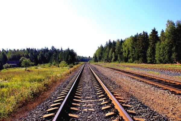 Trans-Siberian Railway: Train Tracks