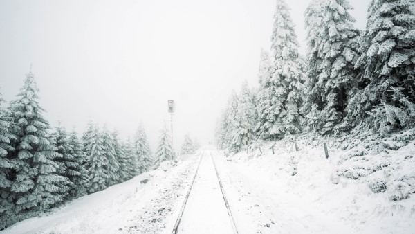 Trans-Siberian Railway: Winter