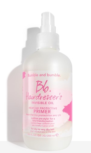 Breast Cancer Awareness: Bumble and Bumble Leave In Treatment