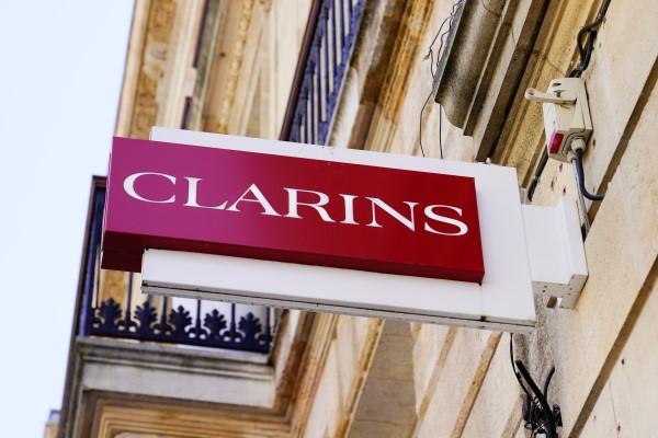 Double Eye Serum: Clarins Sign