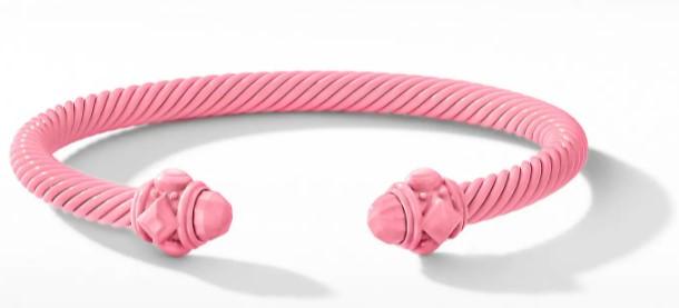 David Yurman Pink Bracelet